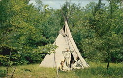 Teepee At Sessions Woods