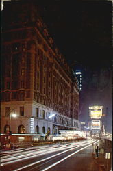 The Famous Hotel Astor, Times Square Postcard