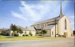 Grace Methodist Church, Noth Pruett at Murrill