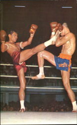 Thai-Styled Boxing