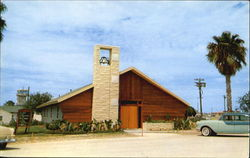 Chapel At Moore Air Base, Lower Rio Grande Valley Postcard