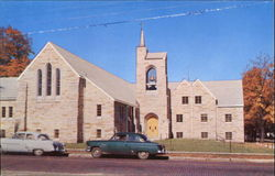 First Evangelical United Brethern Church Postcard