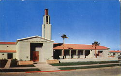 Church Of Jesus Christ Of Latter-Day Saints, 105 North Norton Postcard