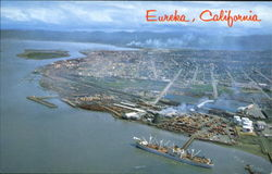 Aerial Of Eureka