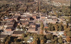 City Square From The Air