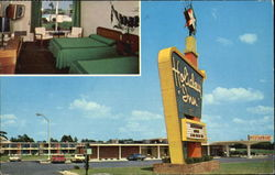 Holiday Inn, U. S. Hwy. 70-A Postcard