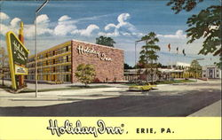 Holiday Inn, 18 West 18th St Postcard