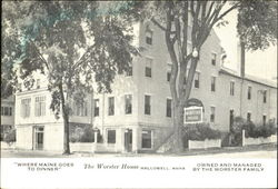 The Worster House