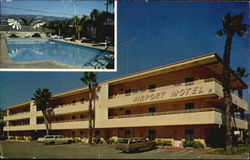 Santa Barbara Airport Hotel -Motel, 6021 Hollister Ave.