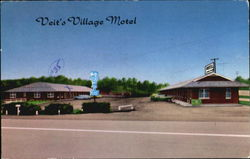 Veit's Village Motel, Hwy. 54 S. -1700 Madison St