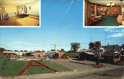 Arnolds Motel, Route 201