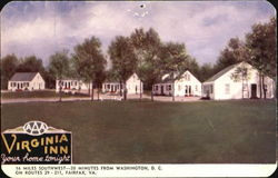 Virginia Inn, Routes 29 - 211