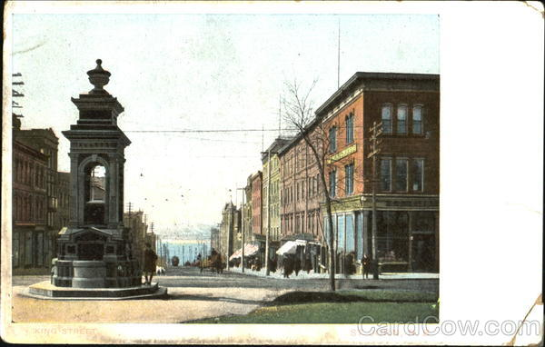 King Street Saint John Canada New Brunswick