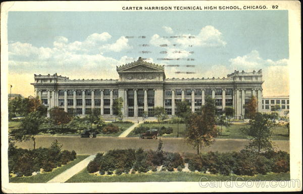 Carter Harrison Technical High School Chicago Illinois
