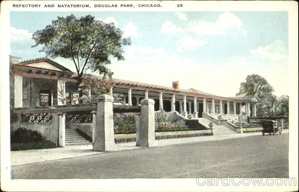 Refractory And Natatorium, Douglas Park Chicago Illinois