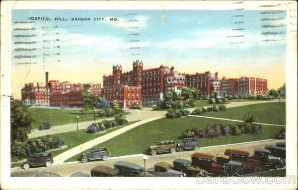 Hospital Hill Kansas City Mo