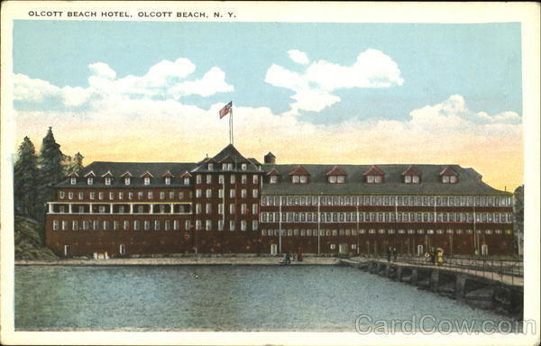 Olcott Beach Hotel New York