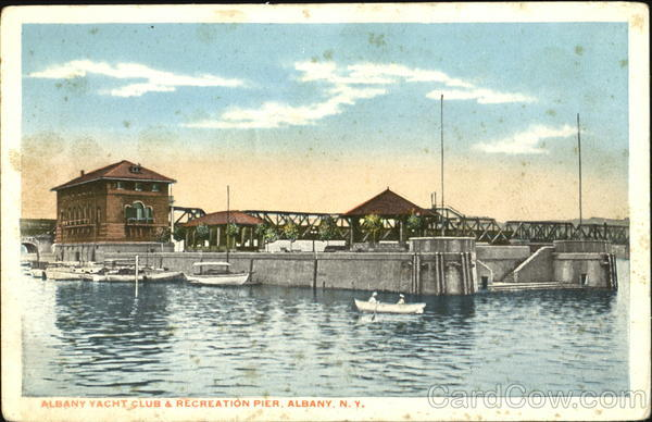 Albany Yacht Club & Recreation Pier New York