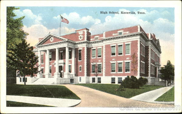High School Knoxville Tennessee