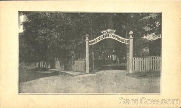 Manoir De Leuis Camping Ground, 82, St. George Street Levis PQ Canada