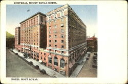Hotel Mont Royal