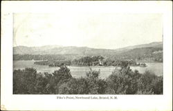Pike's Point, Newfound Lake