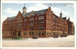 Horace Mann School And Teachers' College, 120th St. to 121st St.