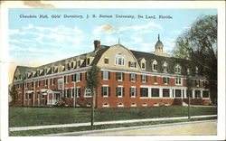 Chaudoin Hall Girl's Dormitory, J. B. Stetson University