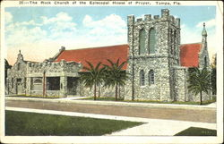 The Rock Church Of The Episcopal House Of Prayer