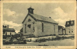 First Church In Dodge City
