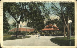 Shelter House And Restaurant, Prospect Park