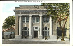 The Peconic Bank, Long Islands