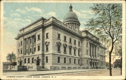 Camden County Court House