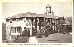 Johnston Hall Stony Brook Assembly And School For Boys
