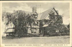 Sagamore Hill Home Of Colonel Roosevelt