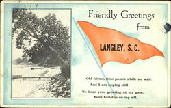 Friendly Greetings From Langley