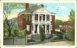 Pringle House Postcard