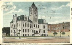 Riley County Court House