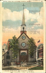 Victoires Church Postcard
