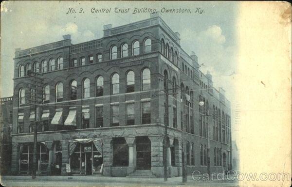 Central Trust Building Owensboro, KY