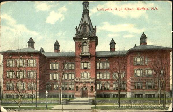City Of Lafayette >> Lafayette High School Buffalo, NY