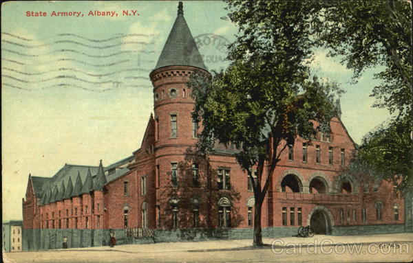 State Armory Albany New York