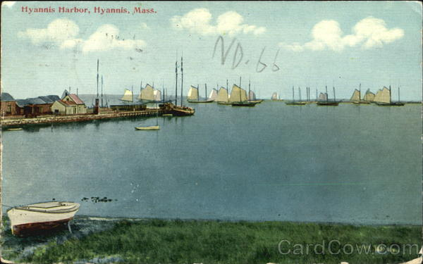 Hyannis Harbor Massachusetts