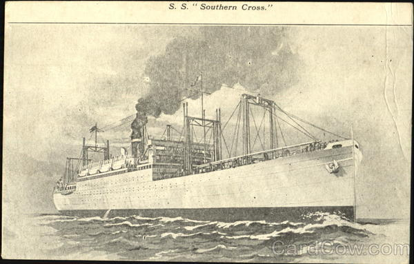S. S. Southern Cross Boats, Ships