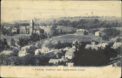 Cushing Academy And Ashburnham Center