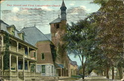 Day Street And First Universalist Church
