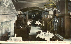 The Annex (New Dining Room), Kaiserhof, Broadway & 39th St.