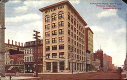 Ferguson Bldg, Sixth and Monroe Streets
