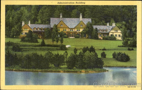 Administration Building Allegany New York