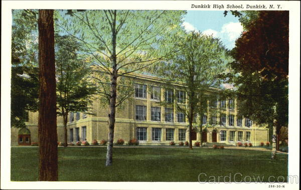 Dunkirk High School New York